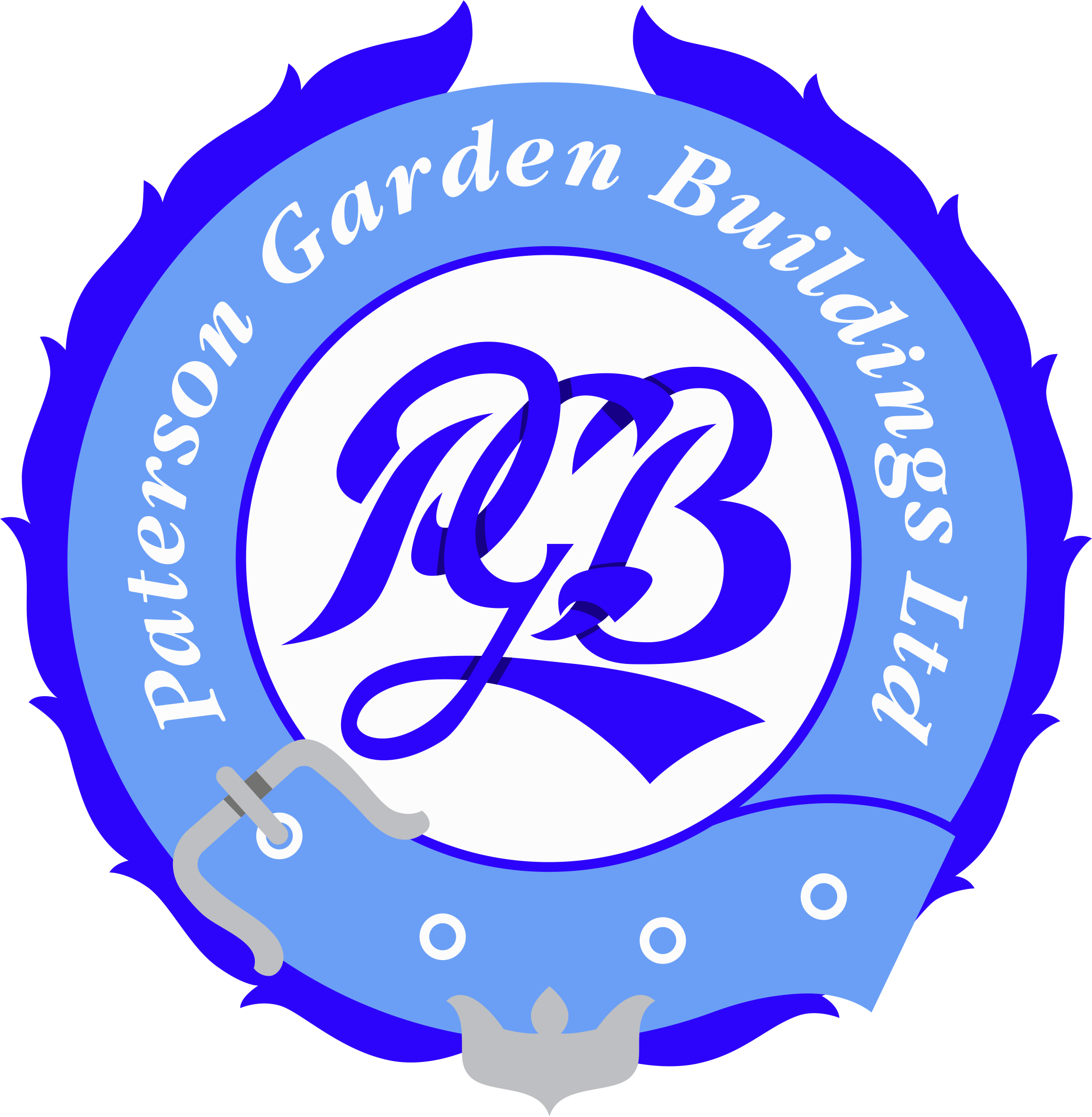 Paterson Garden Buildings Ltd - Logo